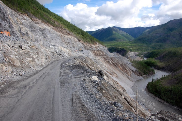 Kolyma Highway is a Trap