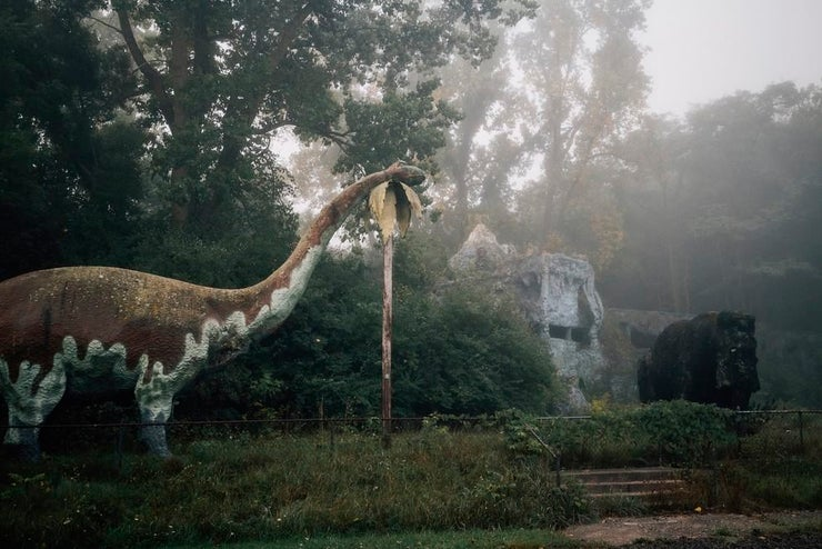 Prehistoric Forest Amusement Park