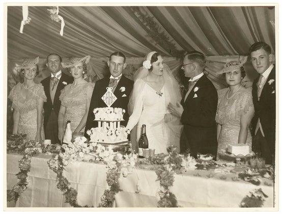 1930swedding