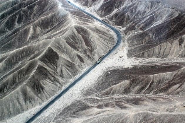 Pan American Highway, Alaska to Chile