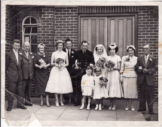 1954wedding