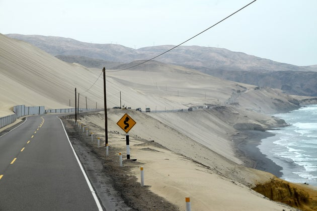 Pan-American Highway Comes With A Lot of Risks