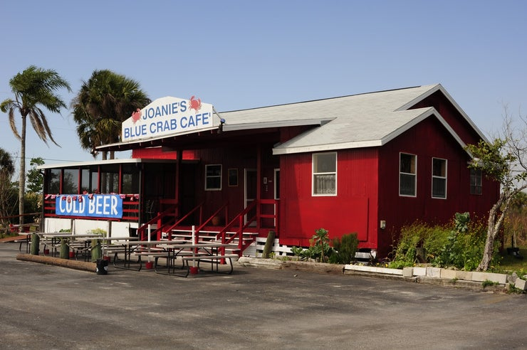 Joanie's Blue Crab Cafe