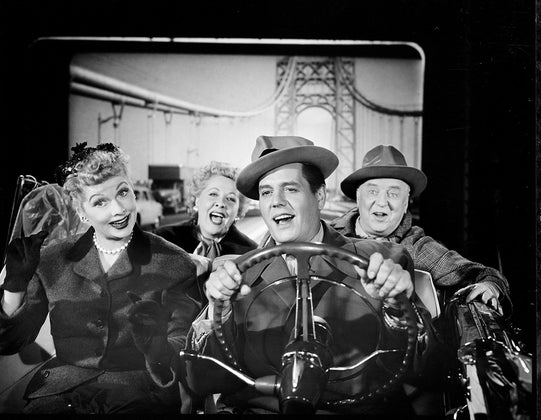 lucille ball and i love lucy cast