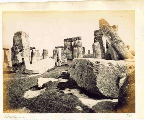Frith, Francis (1822 1898)   n. 721   Stonehenge