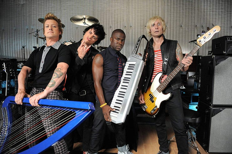 Green day and kevin hart