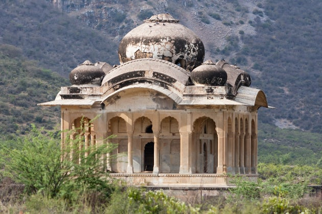 Fort - India