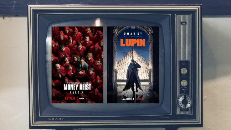 "Continental Closed Captioning: Travel to Europe With ""Money Heist,"" ""Lupin"" and Other TV Shows"