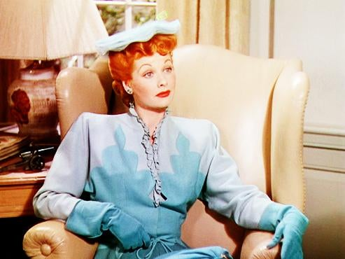 lucille ball cover