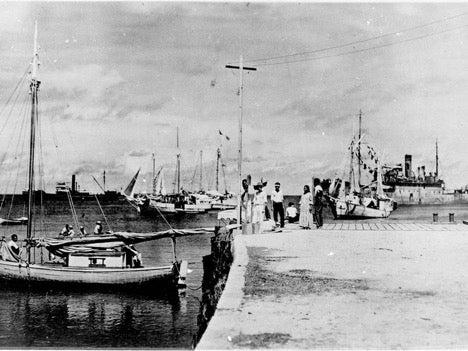 jaluit harbor photograph