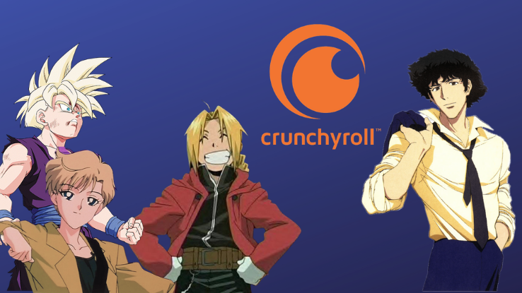 Here's Why Crunchyroll Is the Best Streaming Service for Anime Fans