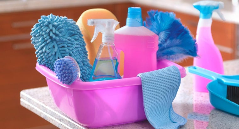 cleaners-contain-ammonia