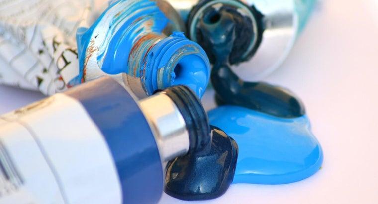 color-blue-represent