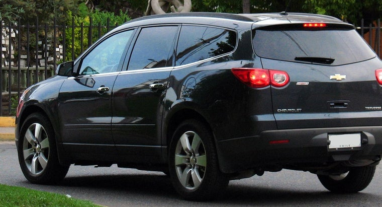 common-problems-associated-chevy-traverse