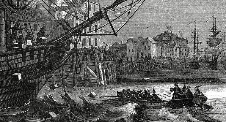 did-british-government-respond-boston-tea-party