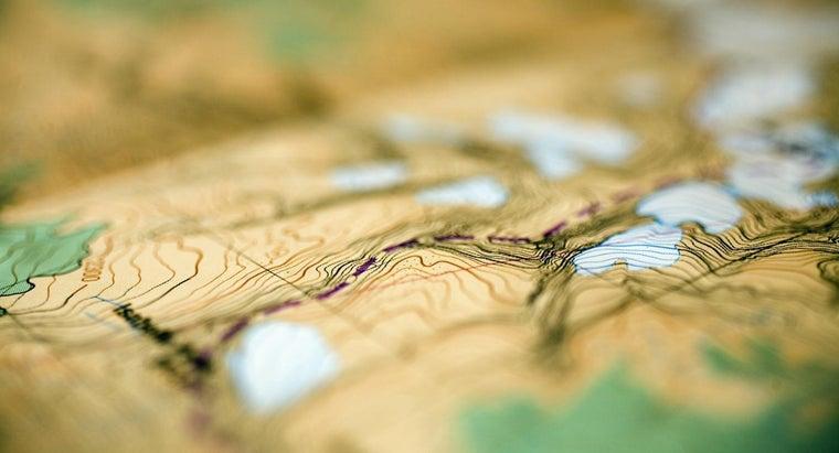 elevation-map