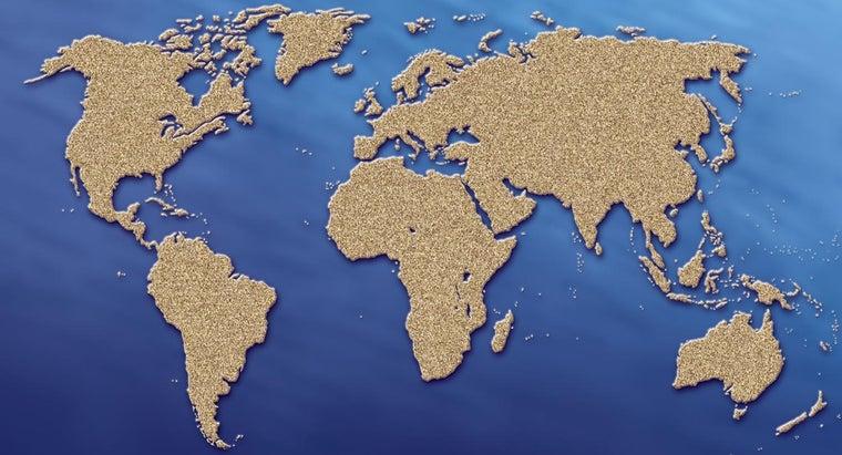 four-oceans-world
