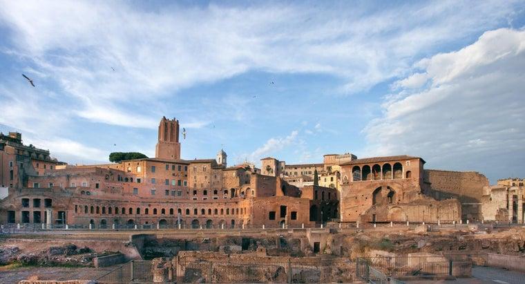 far-did-roman-empire-stretch