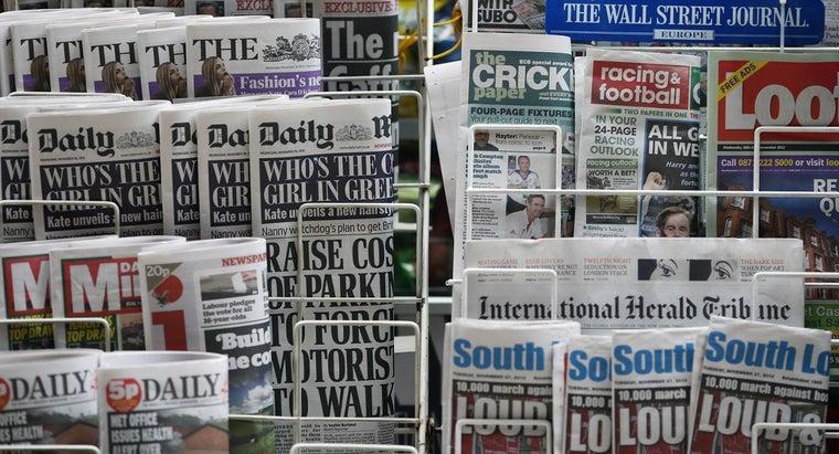 invented-newspaper