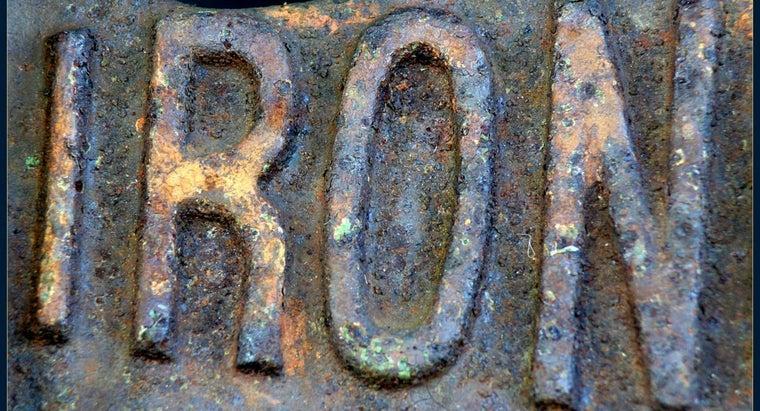iron-magnetic