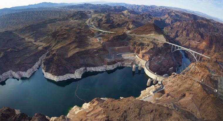 largest-man-made-lake-u-s