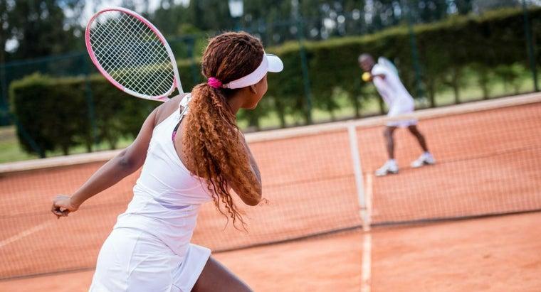 long-average-tennis-game