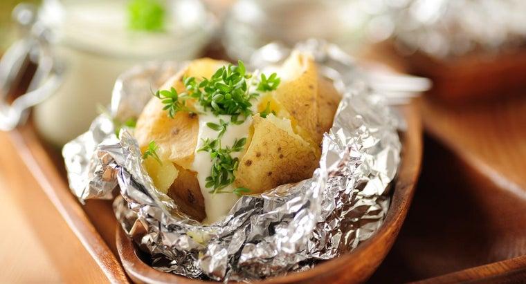 long-bake-potato-wrapped-foil