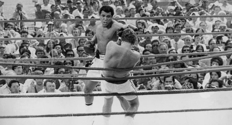 many-boxing-matches-did-muhammad-ali-lose