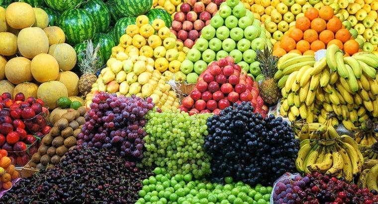 many-types-fruits-world