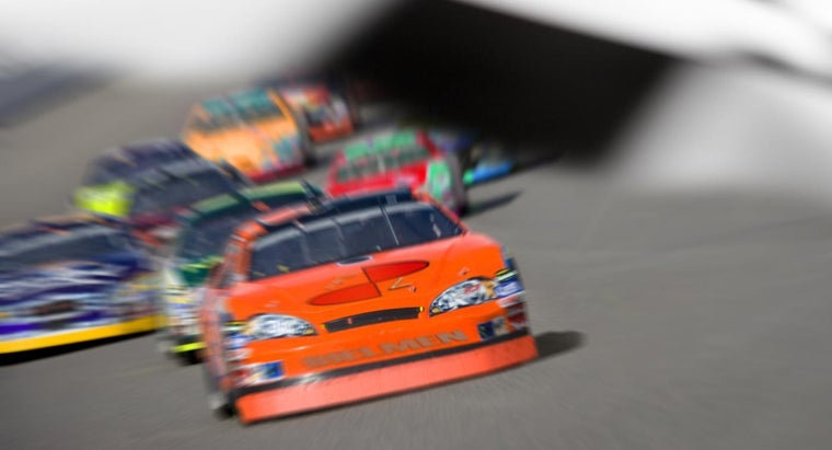 top-speed-nascar-cars