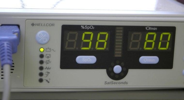 oxygen-level-chart