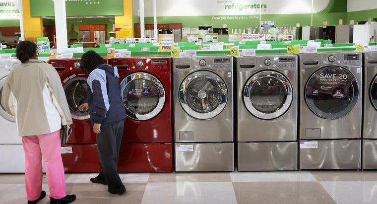 top-rated-washing-machine-brands