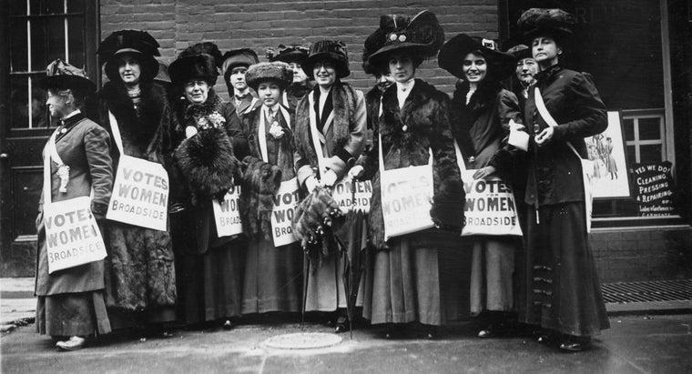 were-women-allowed-vote