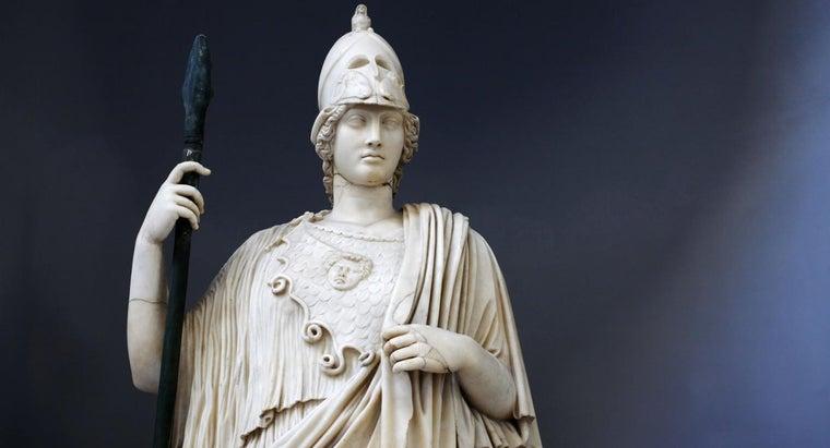 did-greek-goddess-athena-wear