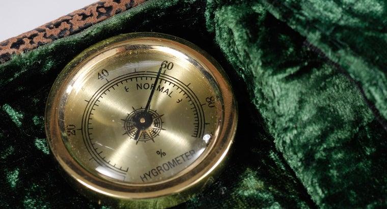 units-hygrometer-measure
